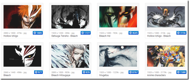 bleach wallpaper site 1