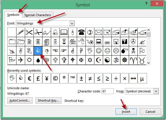 Thumbs up text emoticon how to insert thumbs up in outlook 2013 2010