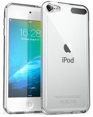 Halo Series Clear Case ipod 6th gen