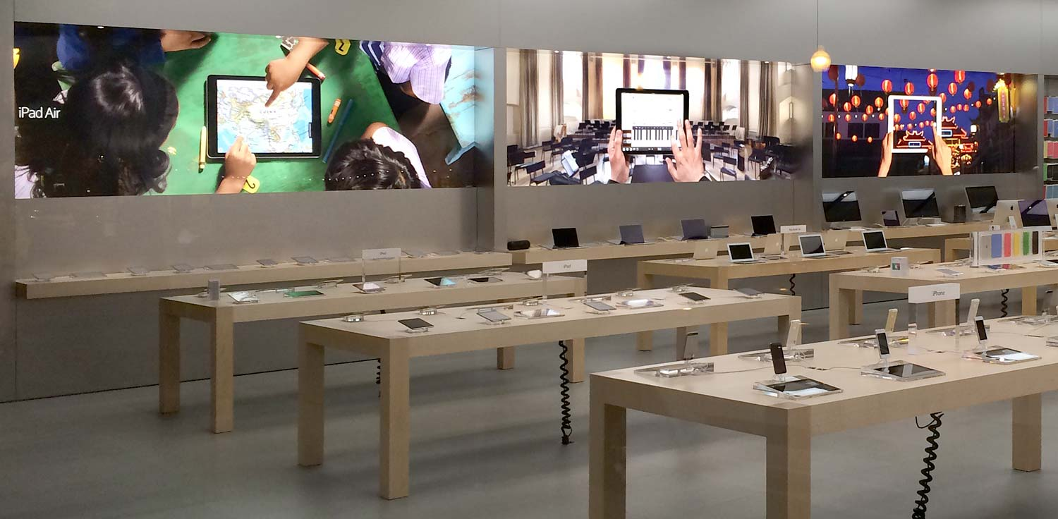 India Ready to have its First Official Apple Retail Store