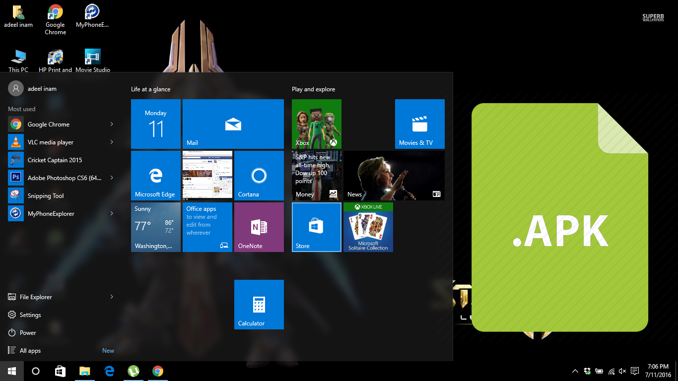 How to Install APK from PC - Windows 10, 8.1 and Windows 7