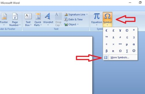 How To Add Pound Sign In Word And Microsoft Excel (£)